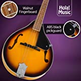 Hola! Music A Style Mandolin Instrument with