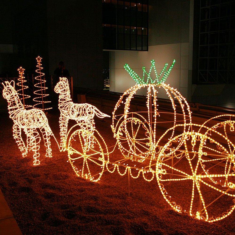 100 LED Luz Cadena, 10 m Solar de alambre de cobre Navidad ...