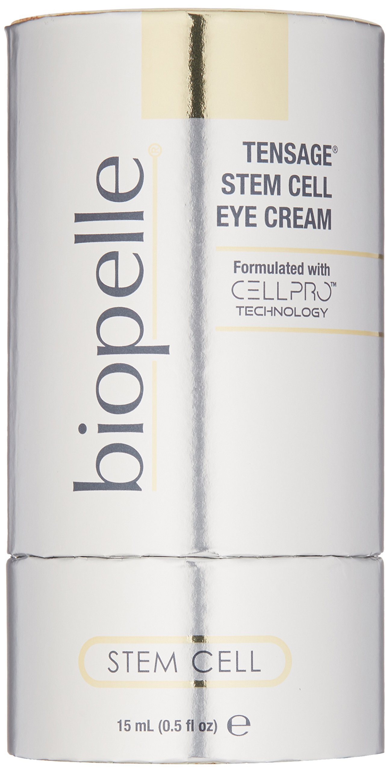 Biopelle Tensage Stem Cell Anti Wrinkle Cream for Eyes by biopelle (Image #4)
