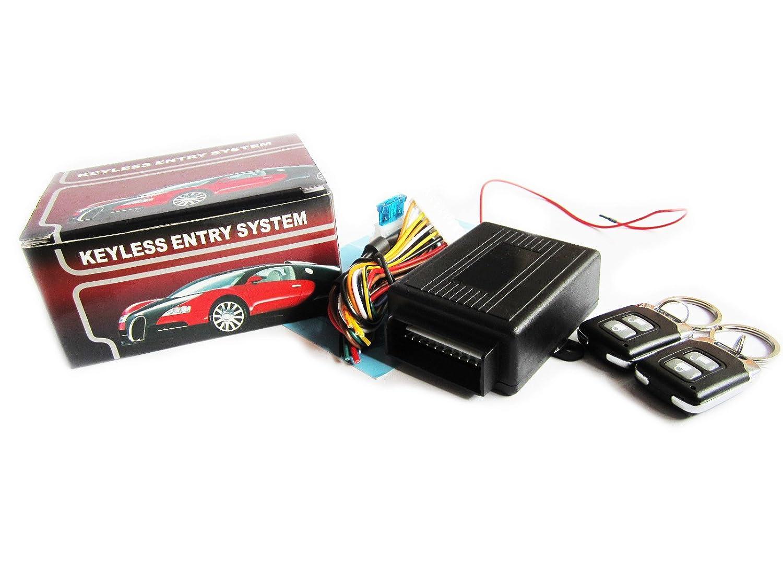 Amazon Yueyuezou Universal Car Keyless Entry System Remote