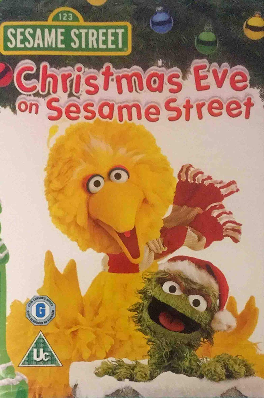 Christmas Eve On Sesame Street.Christmas Eve On Sesame Street Dvd Amazon Co Uk Dvd