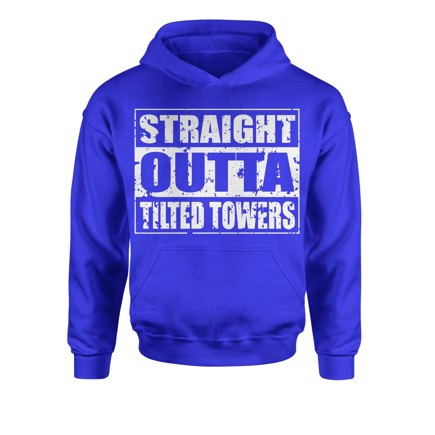 Motivated Culture Straight Outta Tilted Towers D 9298 Shirts