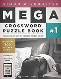 Simon & Schuster Mega Crossword Puzzle Book #1 (Mega Crossword Puzzle Books)
