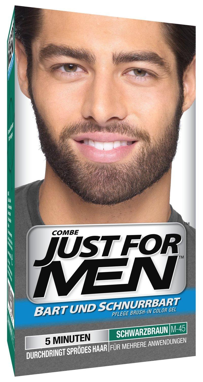 JUST FOR MEN M/B GEL DK/BR/BLK 1: Amazon.co.uk: Beauty