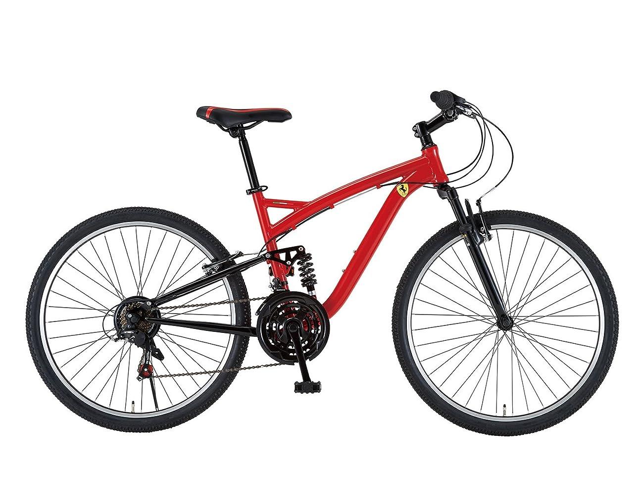 ラウズ知恵オンVTSP 新品 MTB 688 26インチ 自転車 マウンテンバイク シマノ21段変速 アルミフレーム ディスクブレーキ プレゼント 通勤 通学