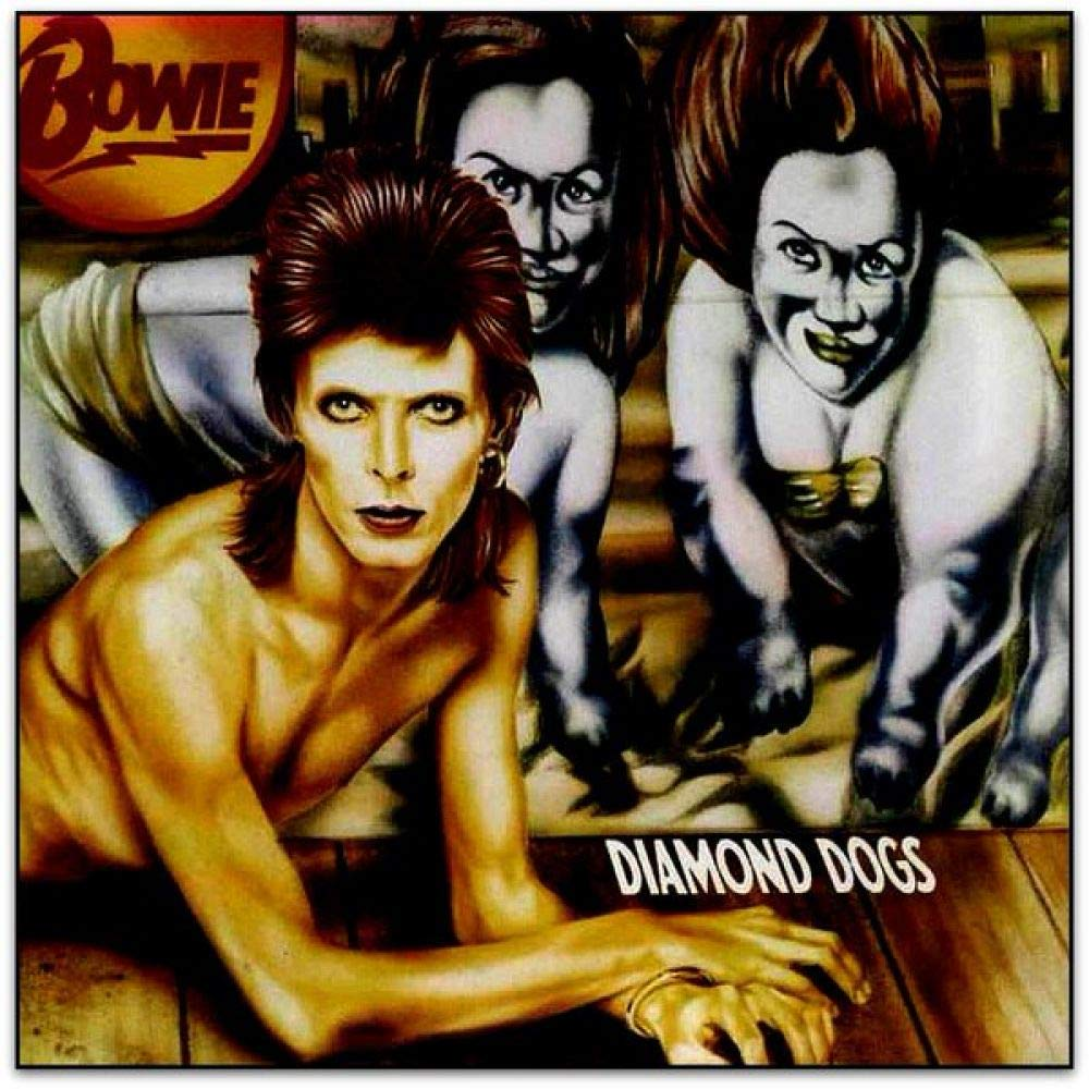 David Bowie - Diamond Dogs (Brick & Mortar Exclusive) - Amazon.com Music