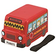 【Snoopy】 Bus type lunch box DLB5