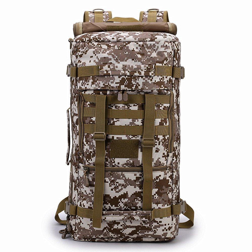 Desert Code  Sac à dos d'alpinisme Utiliser le sac à dos d'alpinisme de voyage de grande capacité en marchant pour le sport, les épaules, les hommes et les femmes neutres, adaptés aux utilisations en extérieur