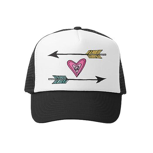 f04ec2391 Grom Squad Kids Trucker Hat - Mesh Adjustable Baseball Cap for Boys & Girls  - Baby, Infant, Toddler, School-Age Sizes