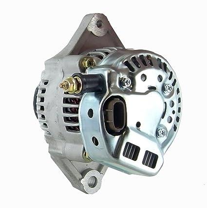 Alternator Rigmaster Generator APU T4 402-05 Perkins Heater / Cooler 12  Volts, 60 Amps