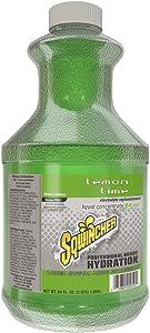 Sports Drink Mix Liquid Concentrate, Lemon-Lime 64 oz.