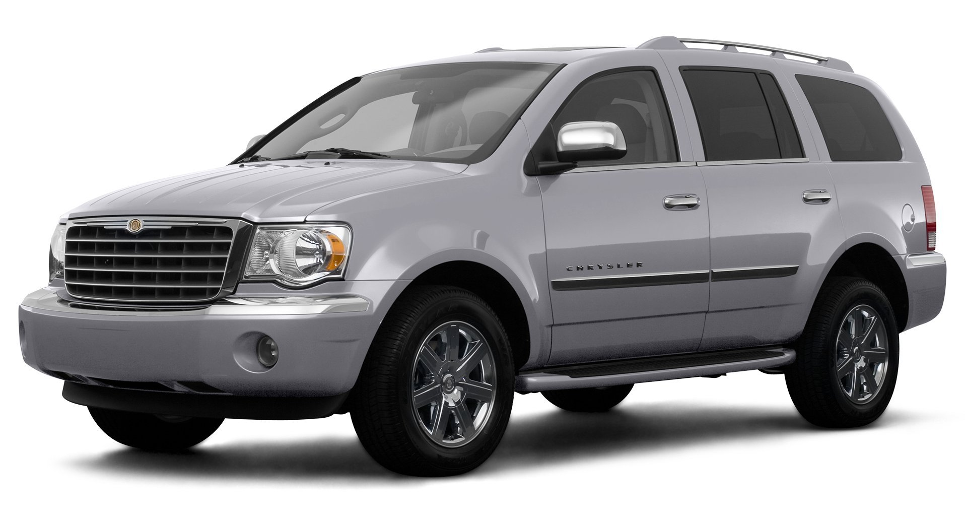 2008 Chrysler Aspen Limited, All Wheel Drive 4-Door ...