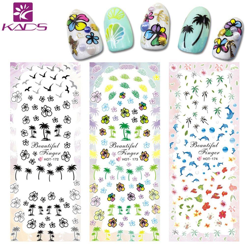 Pegatinas de uñas para niñas