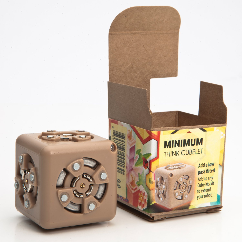 Modular Robotics Minimum Cubelet