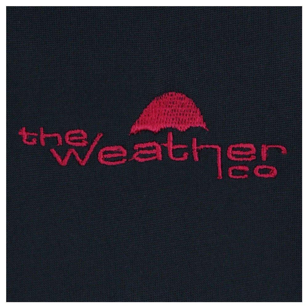 The Weather Apparel Co Poly Flex Golf Vest 2017 Womens Navy/Pink Large by The Weather Apparel Co (Image #3)