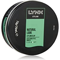 Lynx Hair Styling Clay Natural Look, 75ml