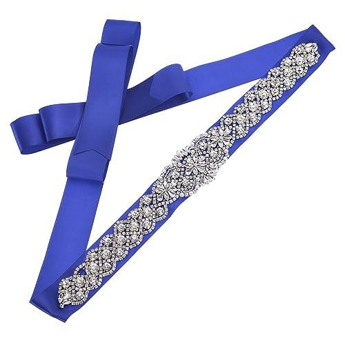 Remedios cinturón de diamantes cinturones de Perla para las partido de la tarde Boda nupcial mujeres...