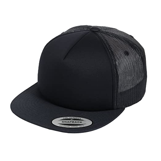 Image Unavailable. Image not available for. Color  Yupoong 6005FF   6005FW Foam  Trucker Snapback by Flexfit ... bfd813dbdde5