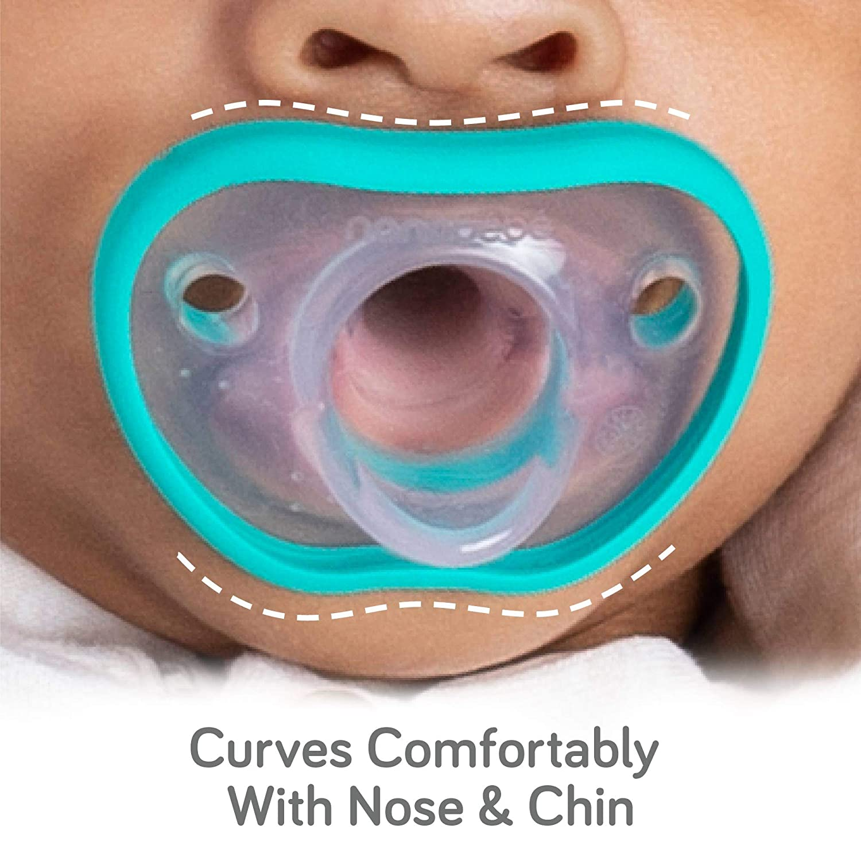 Amazon.com: nanobebe Flexy - Chupete (2 unidades): Baby