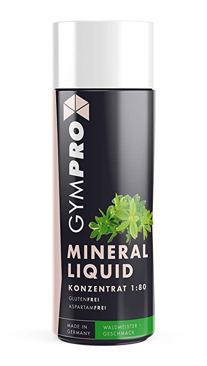 Low Carb Vitamina y mineral tipos de gympro en botella de 250 ml. 1: