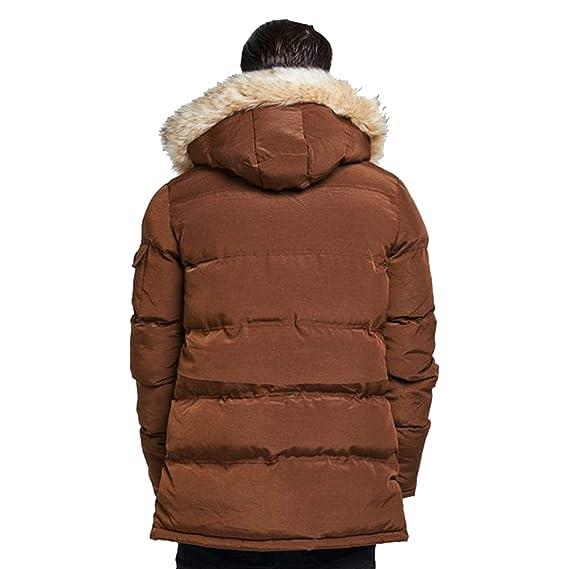 Cazadora Siksilk Puff Parka Jacket Biscuit Brown (S): Amazon.es: Ropa y accesorios