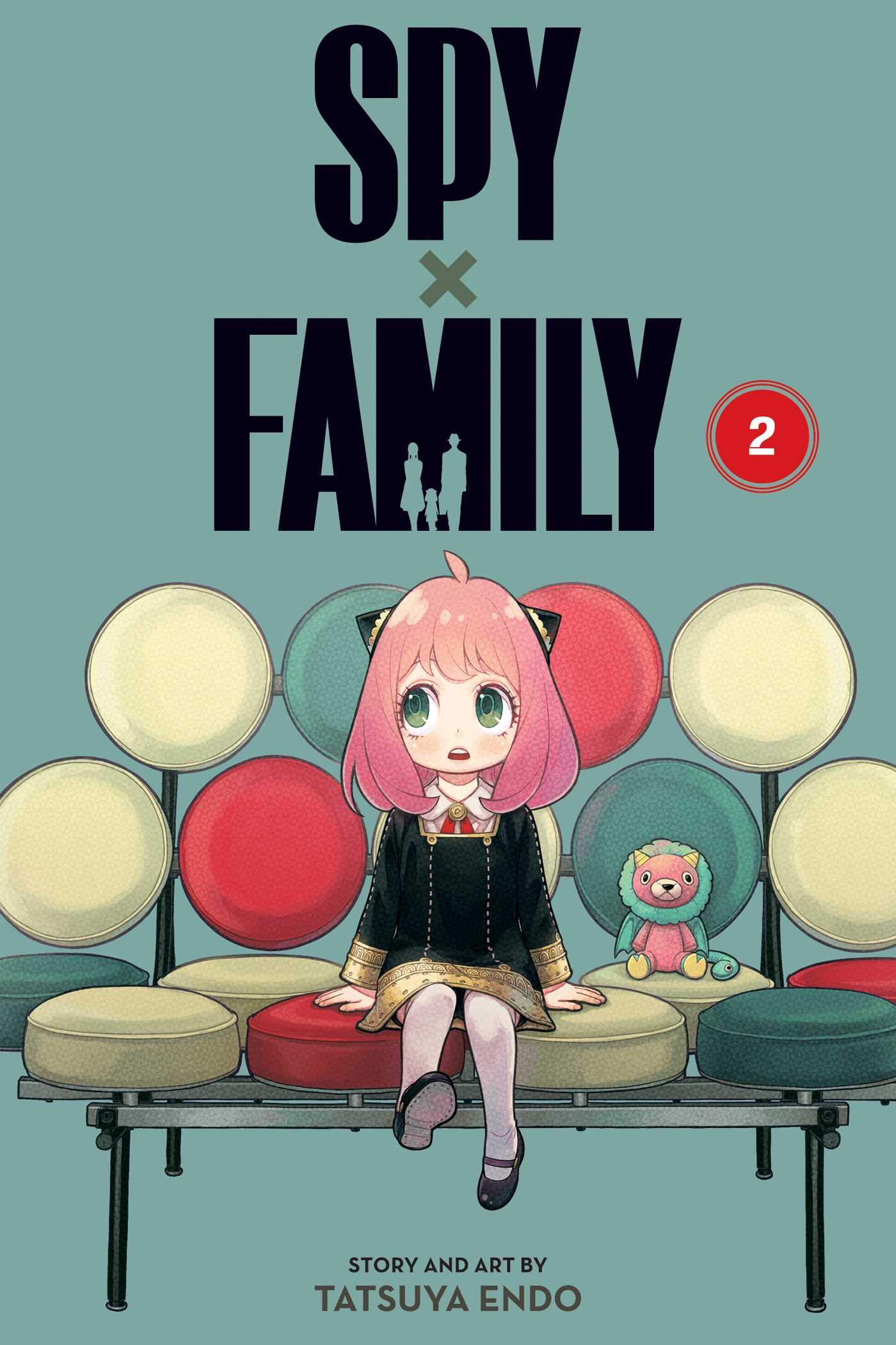 Spy X Family 02 Endo Tatsuya Amazon Nl