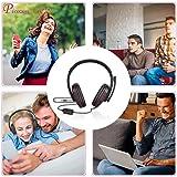 Picozon 3.5mm Plug Gaming Headset Headphone with