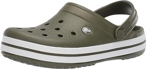 Crocs Sabots Blanc Mixte Adulte