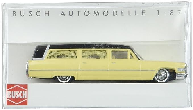 Amazon Com Busch 42920 Cadillac Station Wagon Ho Scale Model Busch