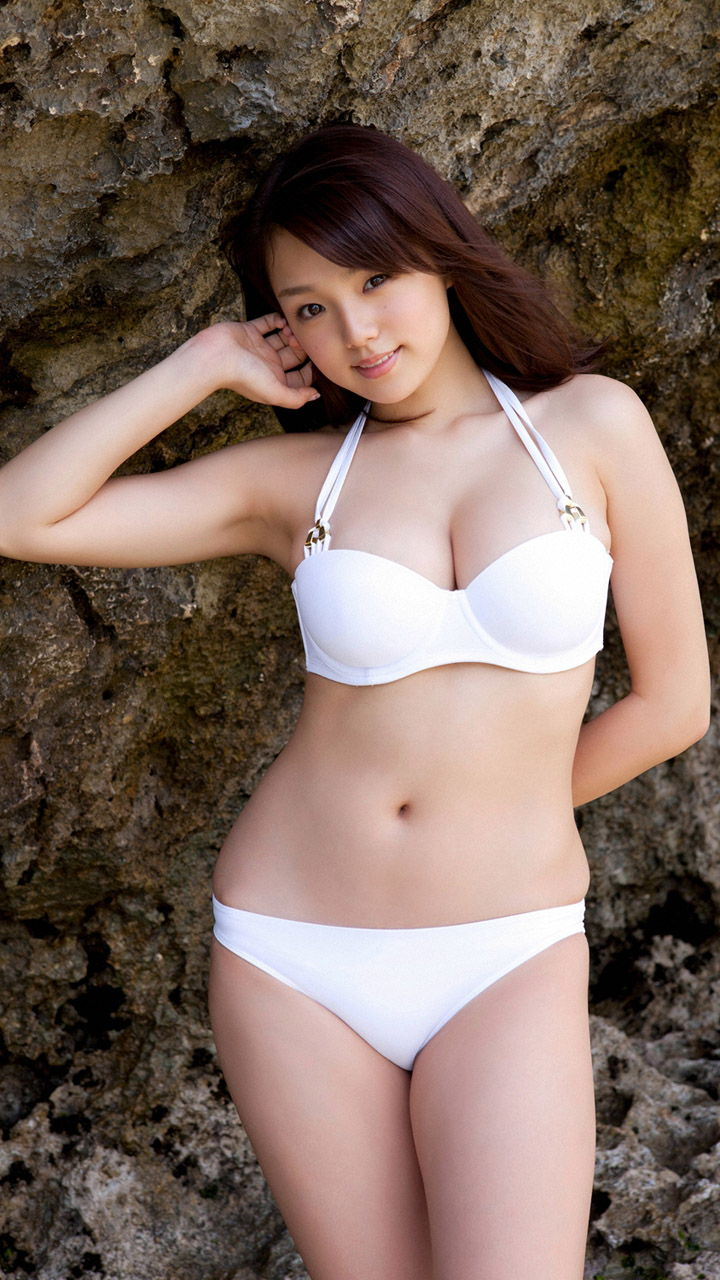 Wallpapers beautiful bikini asian