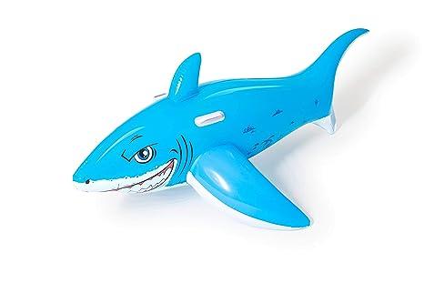 Tiburón Hinchable Bestway Great White: Amazon.es: Juguetes y juegos