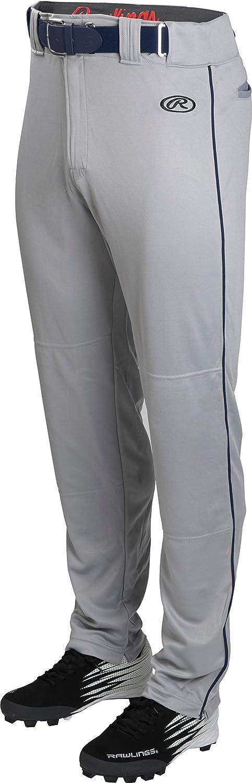 柔らかい Rawlings ユース Small|Blue 起毛 パイピングパンツ B07DWKBZ86 ユース Small|Blue Gray/Navy Blue Blue Gray/Navy Small, ヨシイマチ:50412816 --- svecha37.ru