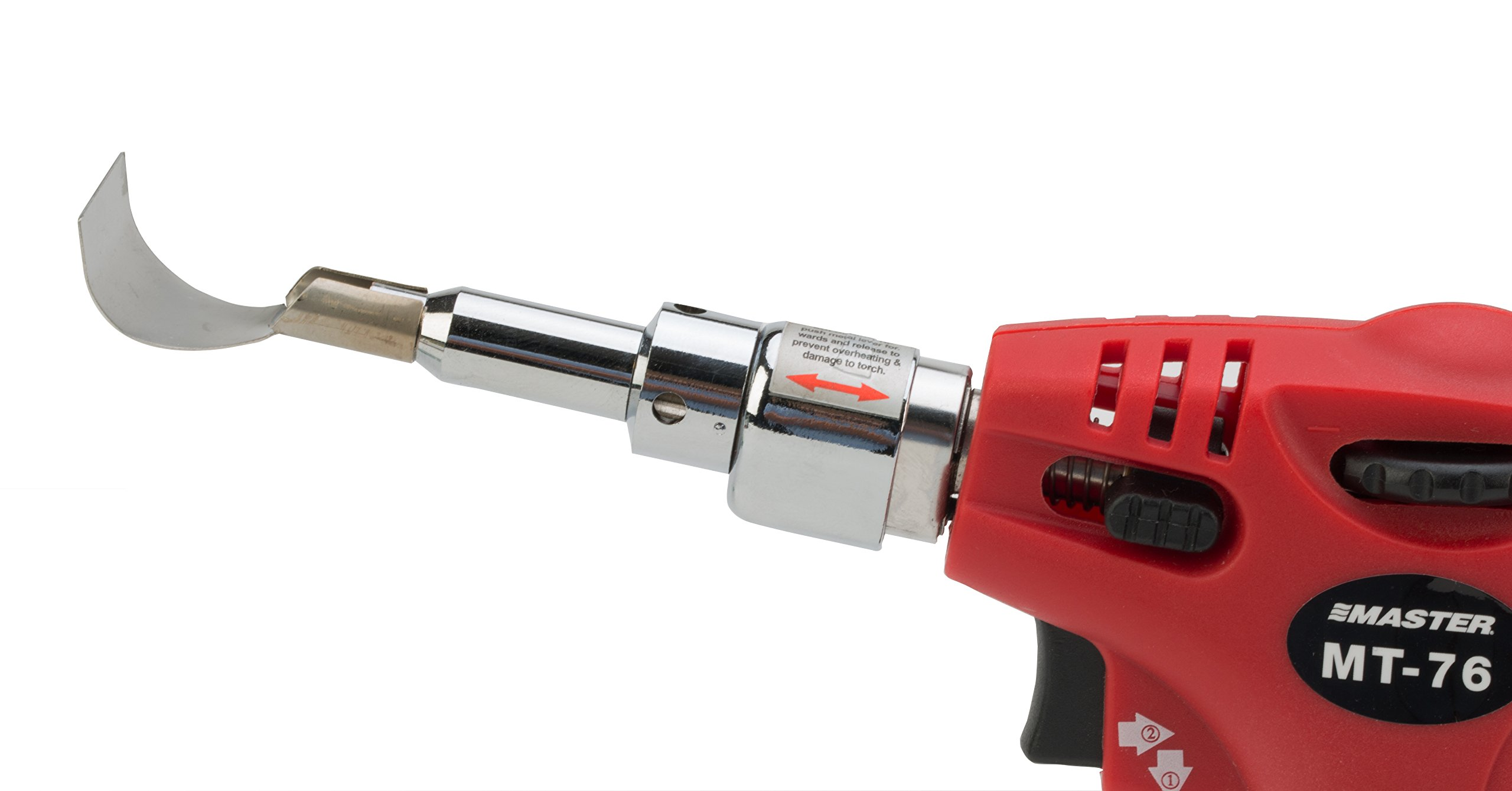 Master Appliance Triggertorch 3-in-1 Heat Tool with Soldering and Hot Air Tips by Master Appliance (Image #6)
