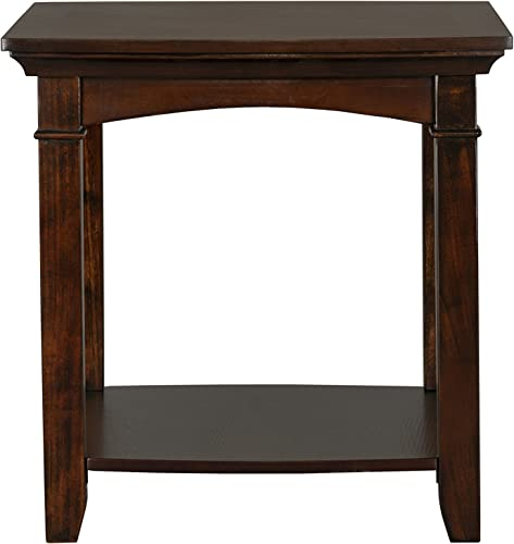 Cheap Standard Furniture Glasgow Rectangle End Table living room table for sale