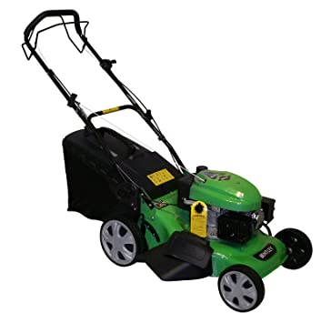 Charles Bentley Garden 4-in-1 Self-PROPELLED cortacésped Gasolina cortacésped Giratorio (
