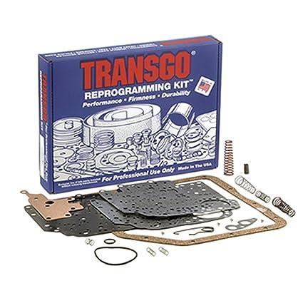 Amazon Th350 Transgo Shift Kit Valve Body Rebuild Kit 69 Up