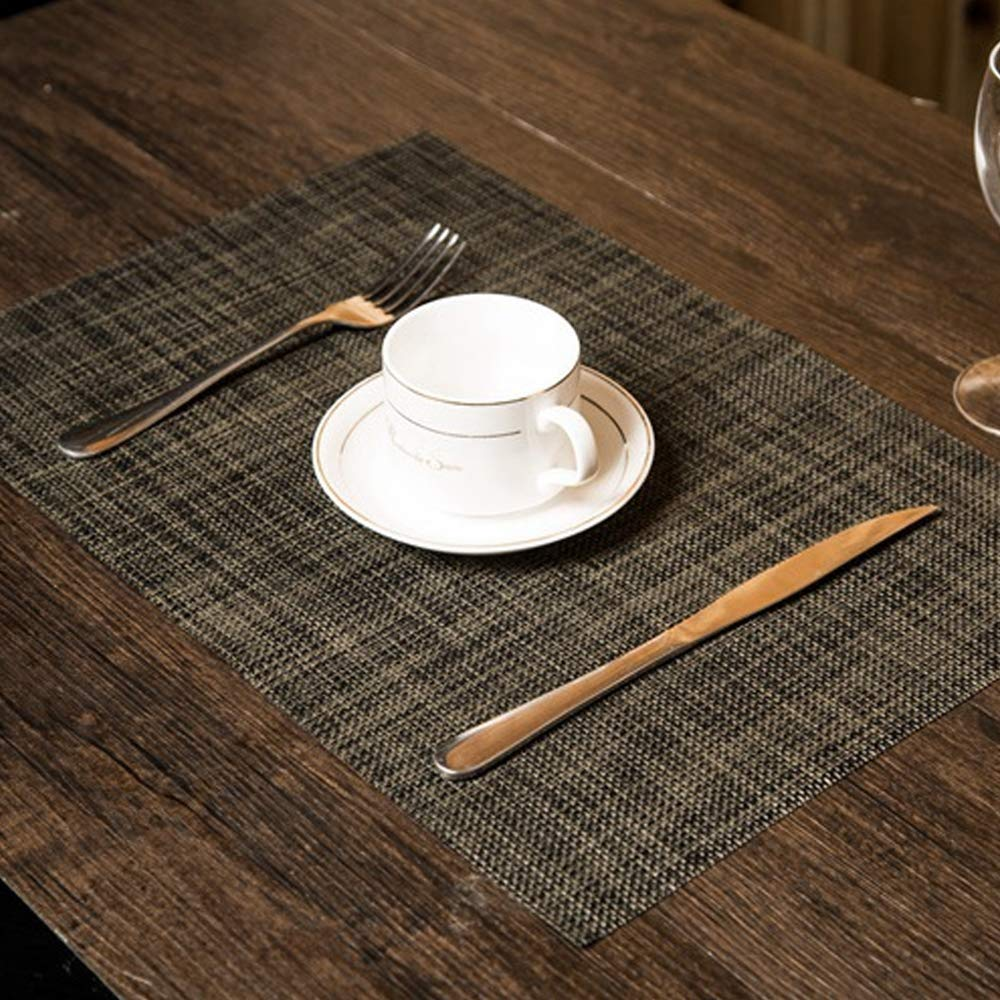 2 Sets 18x24 Inch Clear Plastic Table Protector PVC Tablecloth Cover Vinyl Table Cloths Heavy Duty Waterproof Wipeable Furniture Topper r Pad for Dinner Living Room Coffee Sofa Mat Desk Pad Rectangle