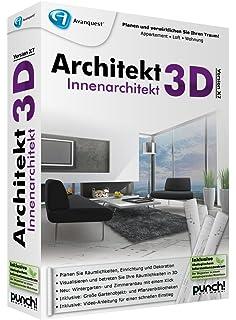 Architekt 3d Innenarchitekt Amazonde Software