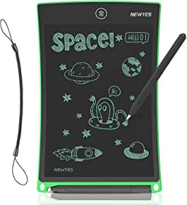 Zippem 8.5inch Portable Practical Reusable Children Writing Drawing Tablet Board Drawing /& Sketch Pads
