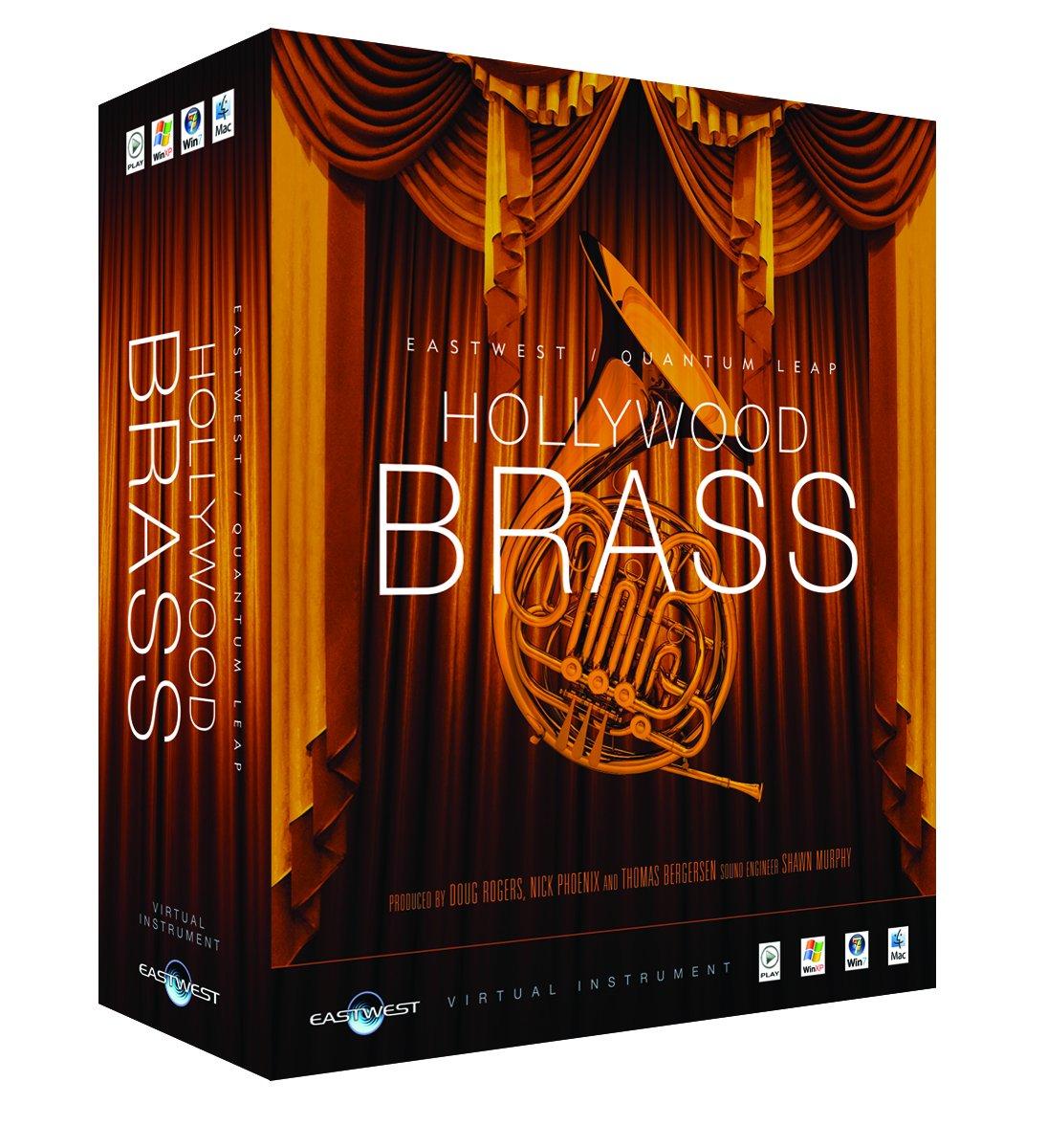 新版 EastWest Quantum Leap Hollywood Brass Brass Win版 Diamond Diamond Edition Win オーケストラ ブラスコレクション Win版【国内正規品】 B008V2Q3O6, 小城郡:6b50bf7d --- womaniyya.com