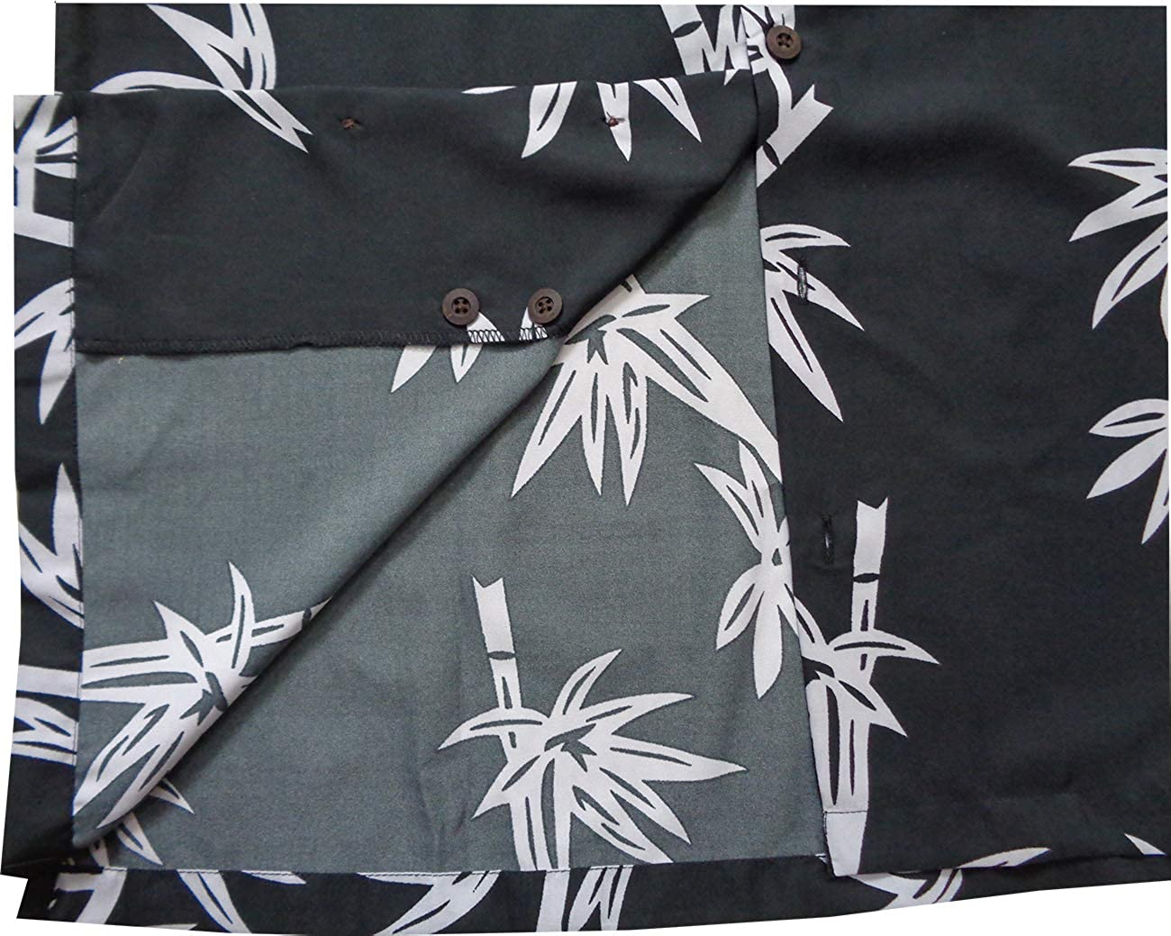 Camisas hawaiianas para hombre dise/ño /árbol de bamb/ú playa fiesta vacaciones