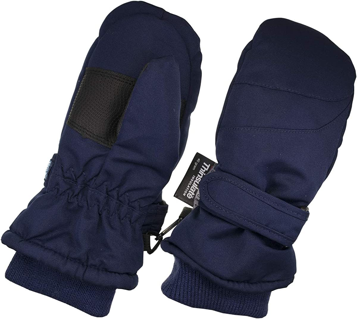 Reflektierende Kinder Baby Wasserdichte Handschuhe Winter Schnee Mittens