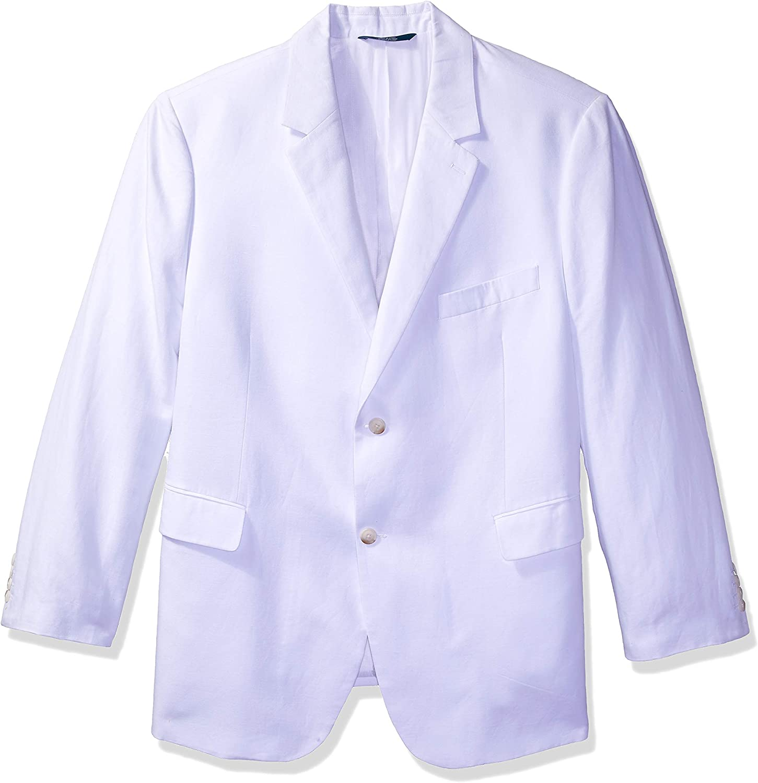 Perry Ellis Men's Linen Suit Jacket