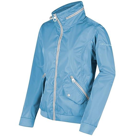 bd88c0172 Regatta Great Outdoors Womens/Ladies Kadisha Lightweight Waterproof  Festival Jacket (10 UK) (