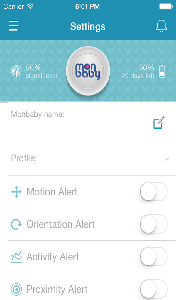MonBaby Smart Button: Amazon.es: Appstore para Android