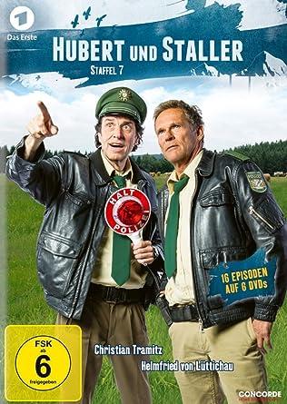 Hubert Und Staller Staffel 7 6 Dvds Amazonde Christian