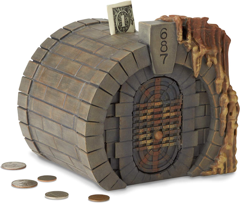 Enesco The Wizarding World of Harry Potter Gringotts Vault Coin Bank