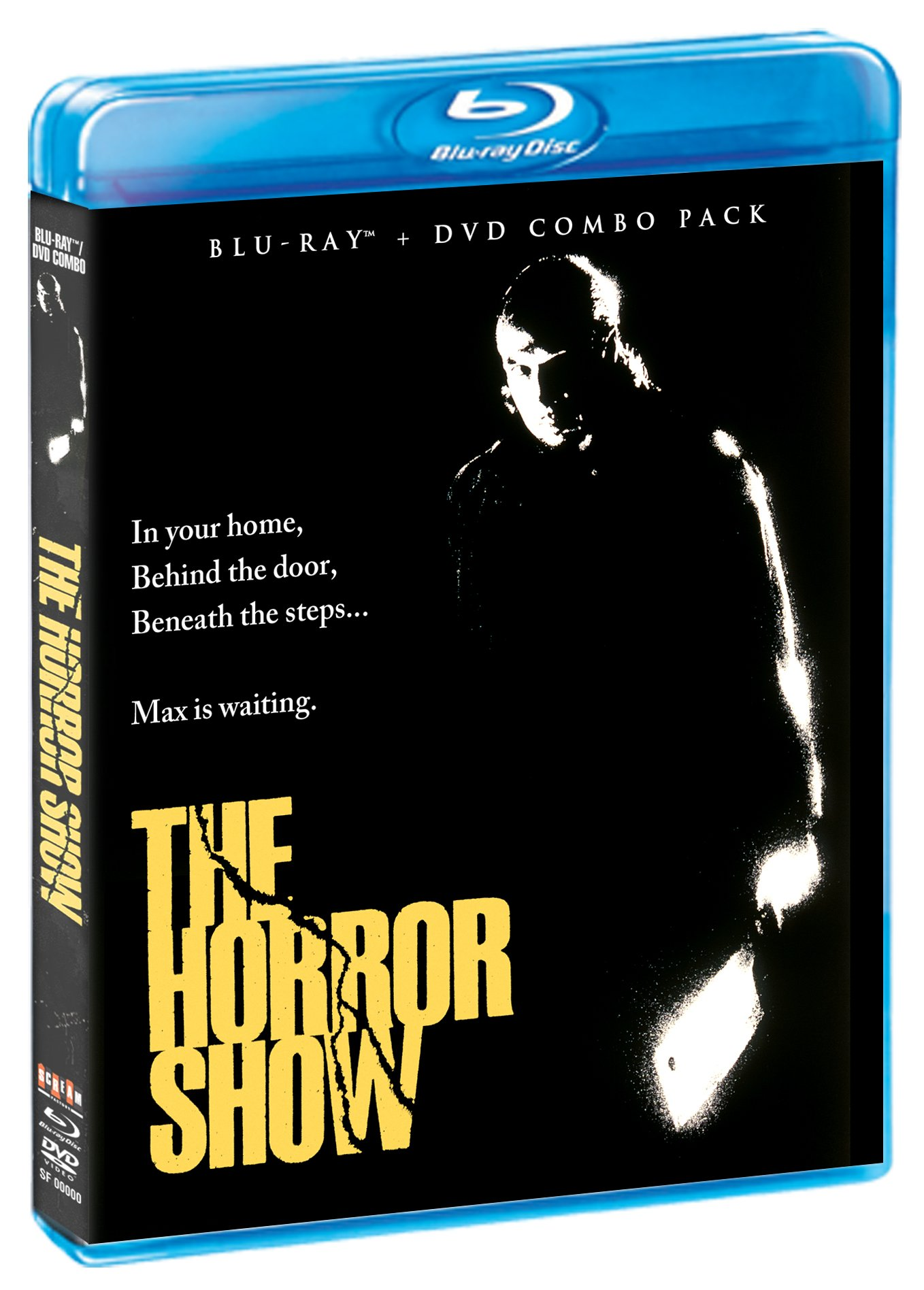 Blu-ray : The Horror Show (Widescreen, 2PC)