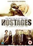 Hostages Season 2 (4 Dvd) [Edizione: Regno Unito] [Import anglais]