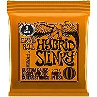Ernie Ball Hybrid Slinky Nickel Wound Sets, .009 - .046 (3 Pack)